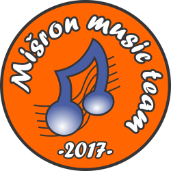 Mišron Music Team 2017 - logo
