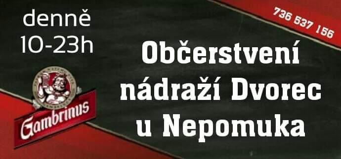 WIFI FREE NÁDRAŽÍ DVOREC